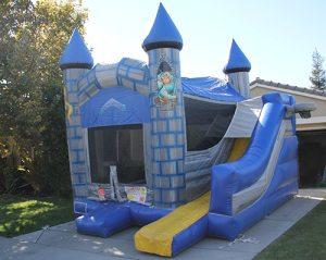 Blue Castle Combo Bouncer